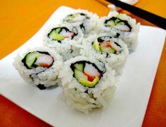 DOUGLICIOUS: California Sushi Rolls