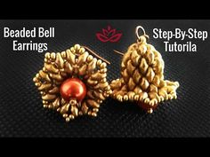 How to make DIY bell earrings? How to make DIY bell earrings? Jewelry Making Tutorials, Beading Tutorials, Christmas Earrings, Christmas Jewelry, Christmas Diy, Merry Christmas, Xmas, Small Gold Hoop Earrings, Diy Jewelry Inspiration