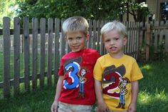 UniqueToy Story Woody  Birthday T Shirt by hnhdaisy on Etsy, $25.00