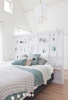 Фото из статьи: 10 самых стильных спален в скандинавском стиле