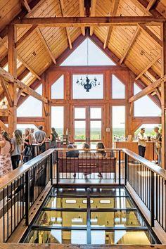 Virginia Wine Country: Blenheim Vineyard Tasting Room