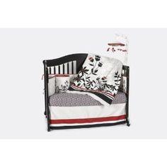 Summer Infant Organic Twilight Garden 6-Piece Crib Set