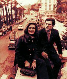 Dalida et Luigi Tenco - SAN REMO 1967