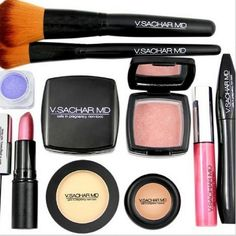 Safe Cosmetics, Makeup, Beauty Products for #Pregnant Women - V. SACHAR MD®  V. SACHAR MD®, the brand of non-toxic beauty and makeup products for pregnant women, is best range of safe #cosmetics during pregnancy.