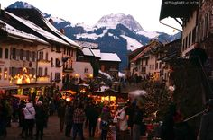 Idílico Nadal… #Gruyeres #Switzerland #Suiza #Nadal #Christmas