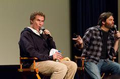 Will Ferrell and Gordon Keith