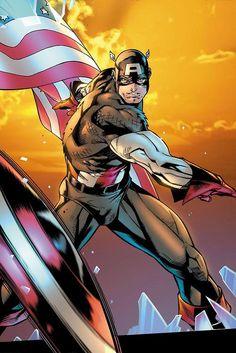 Captain America - Olivier Coipel