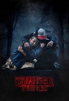 Stranger Things wallpaper Eleven Netflix upsidedown 2017 1983 tv series friends love