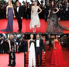 Who Was Your Best Dressed On Day 5 of Cannes Film Festival 2013?
