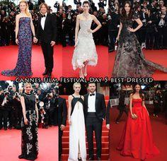 Best Dressed Ladies at #Cannes  #Film #Festival #2013