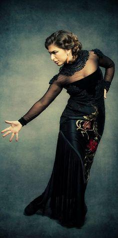 Flamenco Pastora Galvan