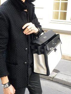 The Best Street Style Hermès Handbags | Handbags Style 2017/2018