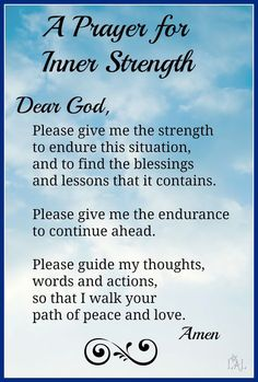 Prayer for inner strength bible prayers, strength prayer quotes, prayers for strength and healing Prayer Scriptures, Bible Prayers, Faith Prayer, My Prayer, Catholic Prayers For Strength, Prayer Board, Healing Prayer, Short Prayers For Strength, Prayer Ideas