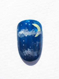 How to DIY this amazing Halloween nail art!