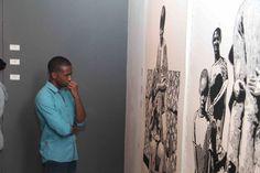 Artwork by Bambo Sibiya