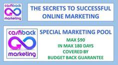 Čo je potrebné k úspešnému Online Marketingu_ŠPECIÁLNY MARKETINGOVÝ BAZÉN - Hradené z rozpočtu záruka vrátenia (SMP -  COVERED BY BUDGET BACK GUARANTEE)