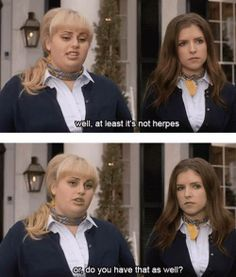 lol fat amy is so funny Pitch Perfect Quotes, Pitch Perfect Movie, Funny Movies, Good Movies, Love Movie, Movie Tv, Fat Amy, Favorite Movie Quotes, Tv Show Quotes