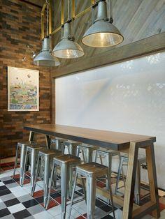 Citizen Cafe & Bar interior #swpromenade #melbourne #coffee