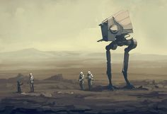 Star Wars - Tatooine by QuintusCassius on DeviantArt