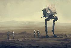 Star Wars - Tatooine by QuintusCassius on DeviantArt