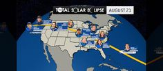 Where in the World are our Meteorologists: Eclipse Edition - weloveweather.tv