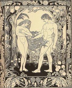 """vensuberg: """" Ephraim Moses Lilien """" (1874–1925)"""