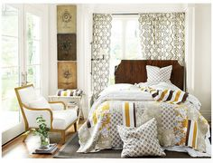 Brady Bedroom by Ballard Designs  I  ballarddesigns.com