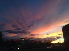 Rio Rancho, New Mexico sunset