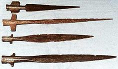 Viking Spears - A summary of construction, decoration, and use based on archaeology and sagas.