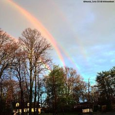 osCurve News: PHOTO OF THE DAY: A quadruple rainbow was spotted ...