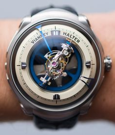 Vianney Halter Deep Space Tourbillon Watch Hands-On