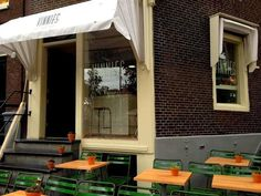 Vinnies Deli - second location opened now at Nieuwezijds Kolk-  Awesome Amsterdam