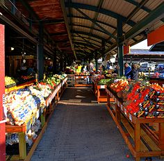 Best Summer Things to Do in Kansas City. The City Market is one of my favorite places in the whole city!