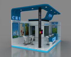 2 Place - Exhibition Stand Designs by Saleem Ali at Coroflot.com
