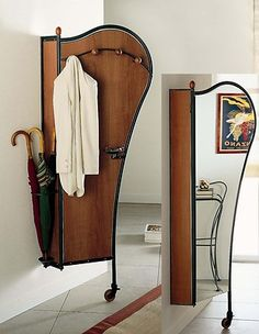 Adatto per chi ha poco spazio...e per chi perde sempre le chiavi!  www.rocchetti.com