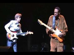 "Eric Johnson and Eric Gales ""Waterfall"""