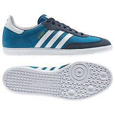 """Shoes """"Samba"""" by adidas www. Best Sneakers, Slip On Sneakers, Shoes Sneakers, Puma Wallpaper, Adidas Shoes, Adidas Men, Samba Shoes, Sports Footwear, Sports Shoes"""