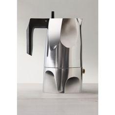 Alessi Ossidiana Hob Espresso Maker