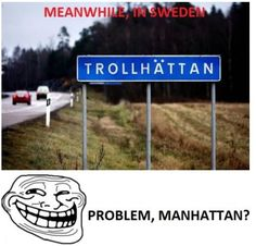 Meanwhile in Sweden - #Troll Guy