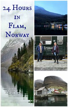 A day in Flam, Norway will give you the chance to be immersed in Norway's fjords and natural beauty.