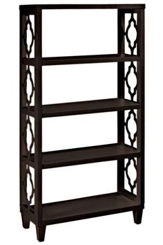 Reflections Open Bookcase from Home  Decorators