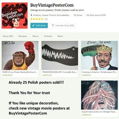 Browse unique items from BuyVintagePosterCom on Etsy, a global marketplace of handmade, vintage and creative goods.