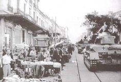 27/4/1941: Οι ναζί στην οδό Αθηνάς, ανάμεσα σε μικροπωλητές