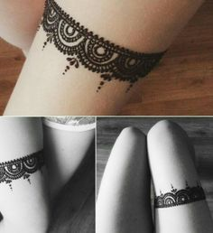 Lace henna design, so beautiful                                                                                                                                                                                 More