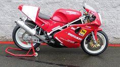 1989 Ducati 851 Factory Racer presented as lot S159 at Las Vegas, NV 2015 - image1