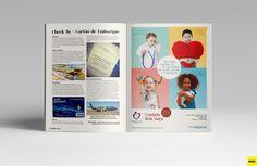 Anúncio Hospital do Coração de Londrina Unidade Bela Suíça Criação, layout e arte final Cliente: Hospital do Coração de Londrina