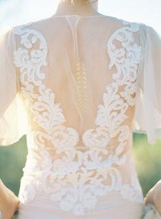 Dreamy dress and metallic tattoos: http://www.stylemepretty.com/california-weddings/2015/03/17/rustic-grecian-bridal-inspiration/ | Photography: Jen Huang - https://jenhuangblog.com/