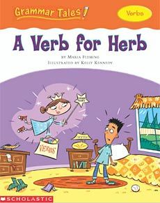 Teaching verbs and/or teaching adverbs can be a lot of fun--for you and your students--with the following excellent children's books. Appropriate for Kindergarten to 4th grade.