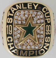 1999 Dallas Stars Stanley Cup Champions