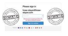 'Your Mail Box Will Expire Soon' Phishing Scam Email